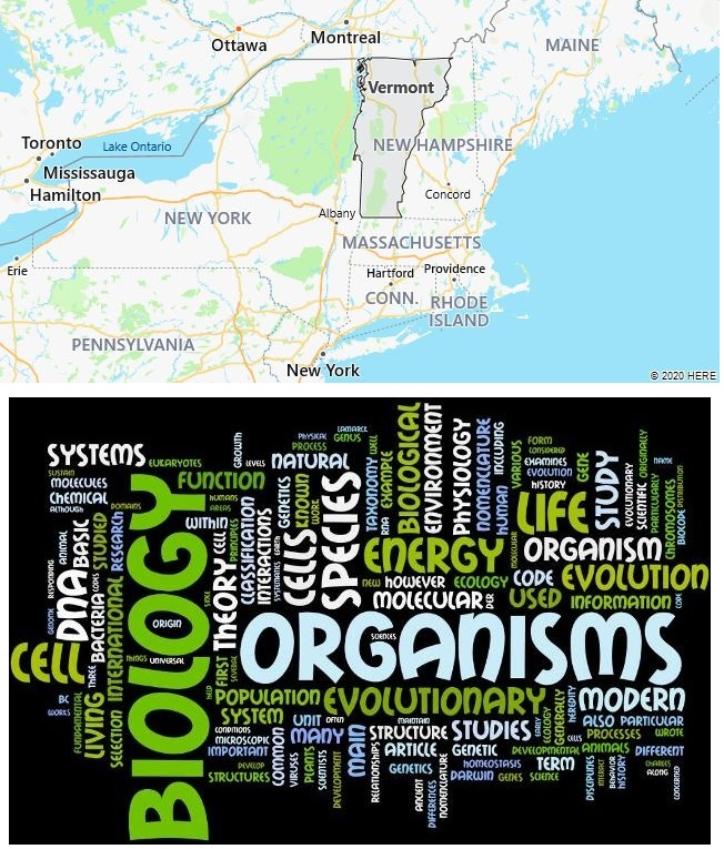 Top Biological Sciences Graduate Programs in Vermont
