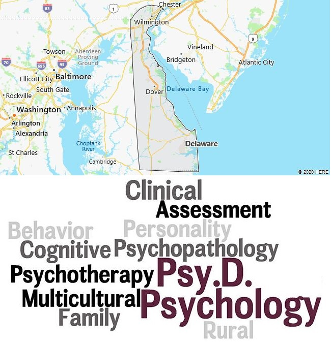 Top Clinical Psychology Graduate Programs in Delaware