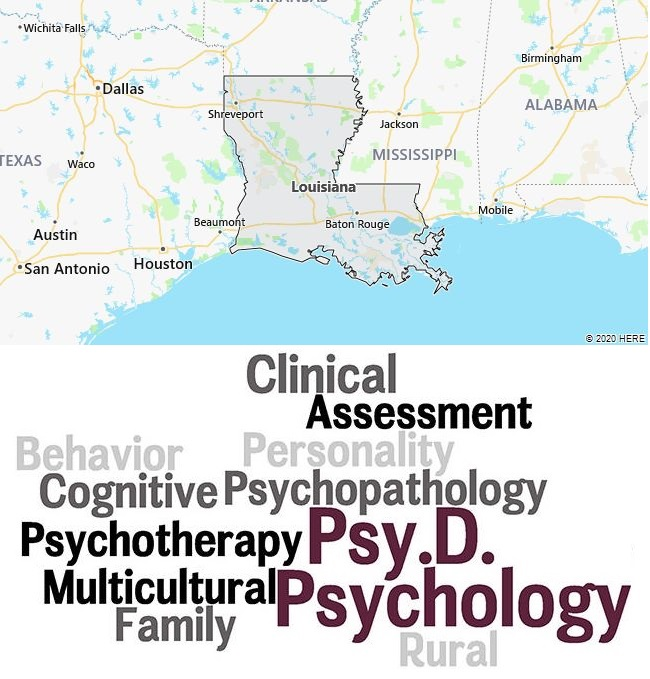 Top Clinical Psychology Graduate Programs in Louisiana