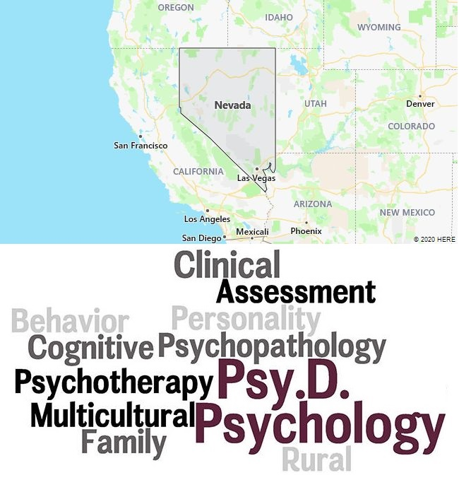 Top Clinical Psychology Graduate Programs in Nevada