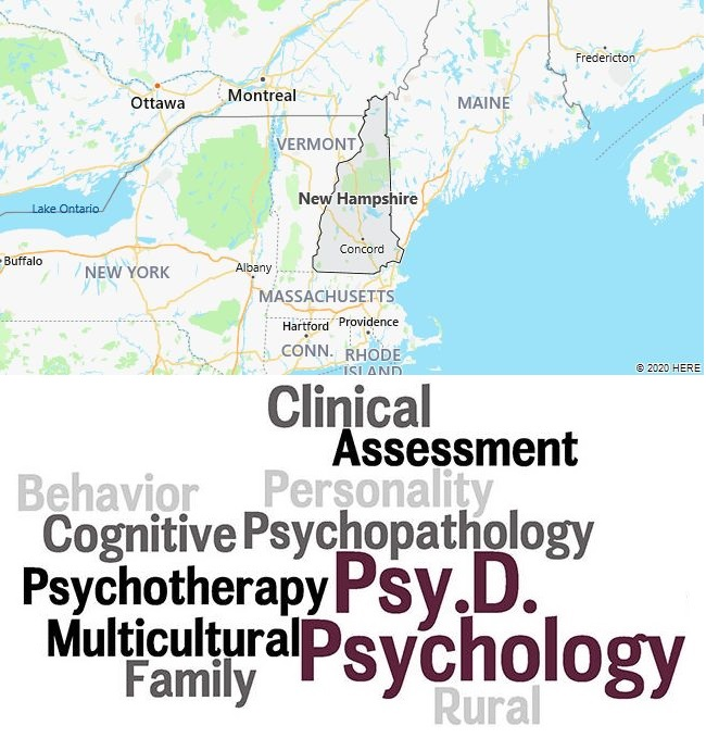 Top Clinical Psychology Graduate Programs in New Hampshire