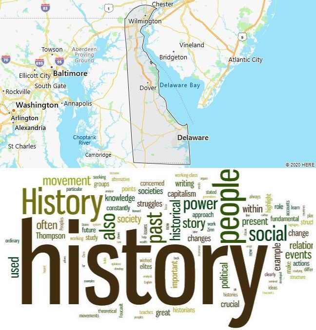 Top History Graduate Programs in Delaware