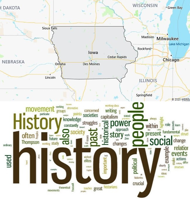 Top History Graduate Programs in Iowa