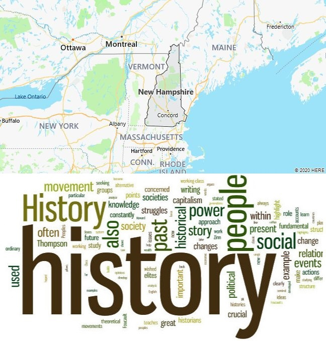 Top History Graduate Programs in New Hampshire