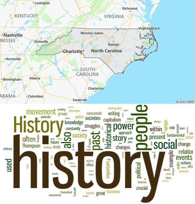 Top History Graduate Programs in North Carolina