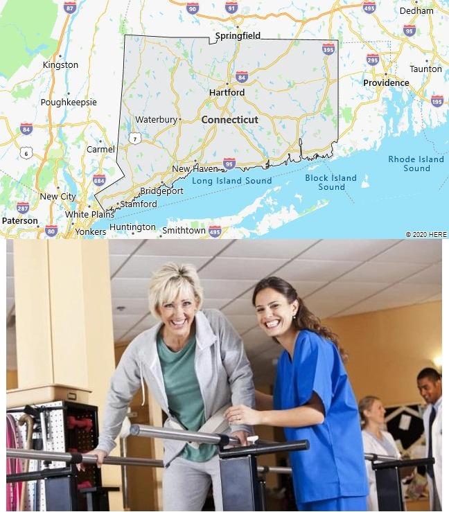 Top Physical Therapy Graduate Programs in Connecticut