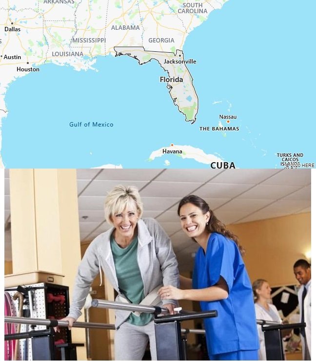 Top Physical Therapy Graduate Programs in Florida