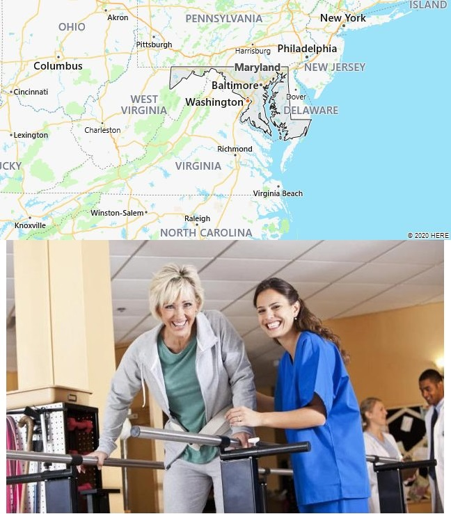 Top Physical Therapy Graduate Programs in Maryland