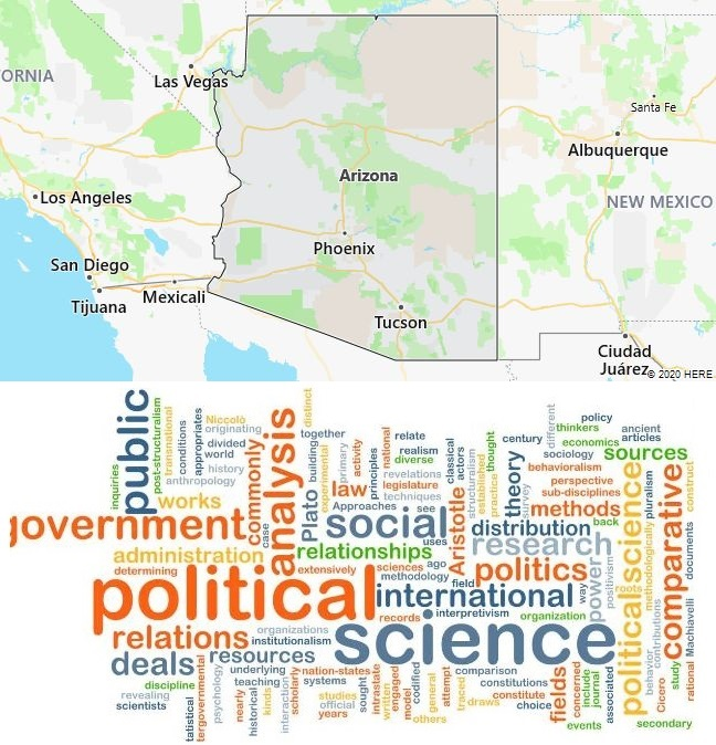 Top Political Science Graduate Programs in Arizona