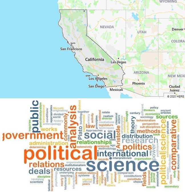 Top Political Science Graduate Programs in California