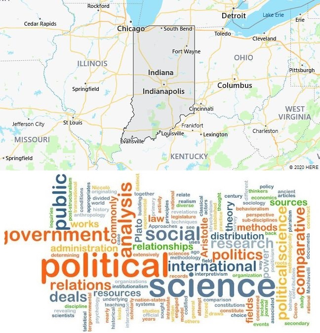 Top Political Science Graduate Programs in Indiana