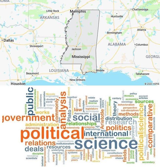 Top Political Science Graduate Programs in Mississippi