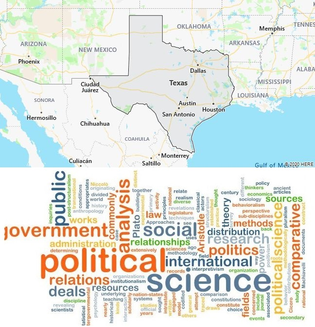 Top Political Science Graduate Programs in Texas