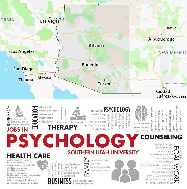Top Psychology Schools in Arizona