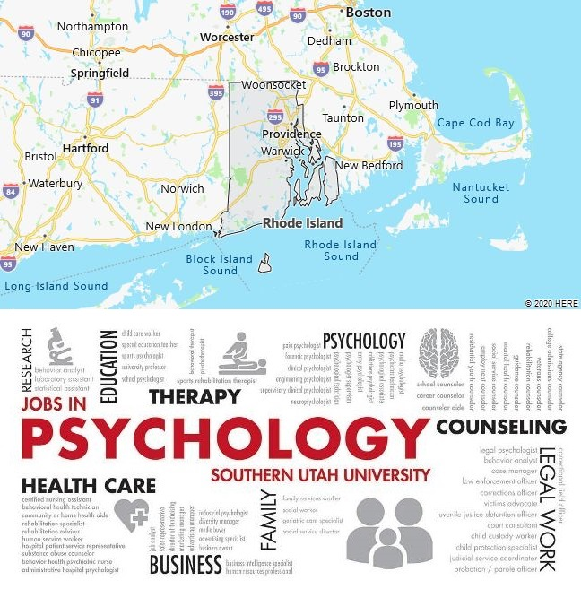 Top Psychology Schools in Rhode Island