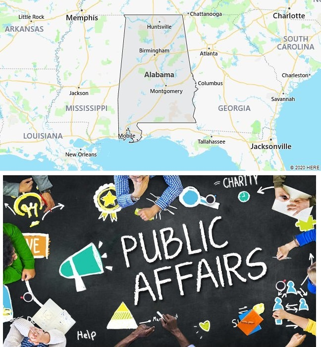 Top Public Affairs Graduate Programs in Alabama
