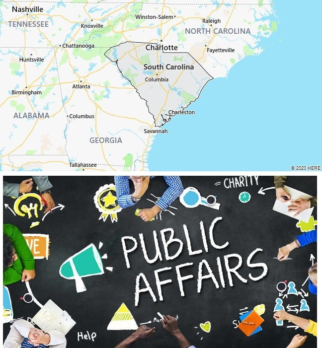 Top Public Affairs Graduate Programs in South Carolina
