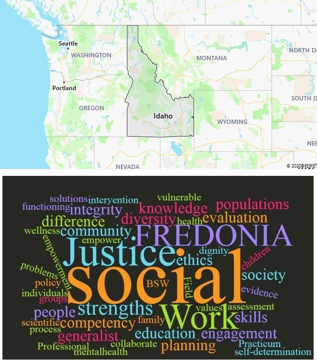 Top Social Work Graduate Programs in Idaho